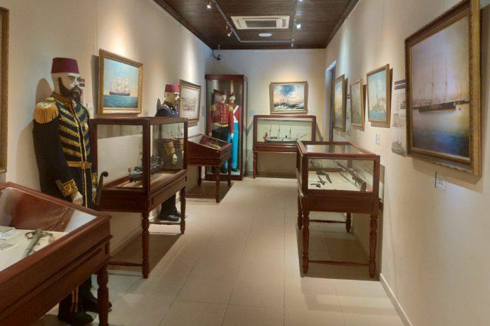 İskenderun deniz müzesi